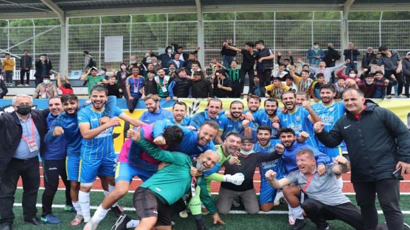 Belediye Derincespor ilk galibiyetini aldı:1-0