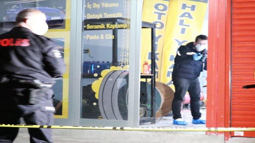 Derince'de silahlı kavga: 2 yaralı