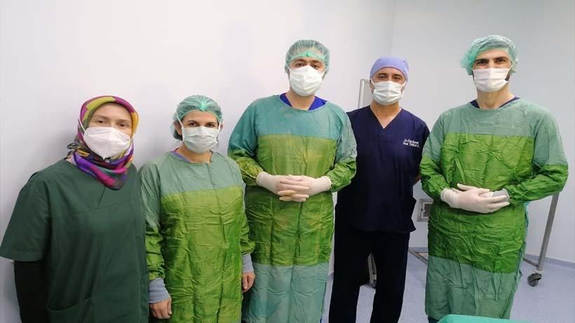 Derince'de Kursiyerlere izsiz ameliyatı anlattılar