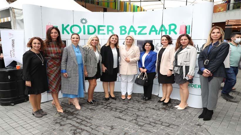 Hürriyet, KOİDER'in festivalinde üreten kadınları yalnız bırakmadı