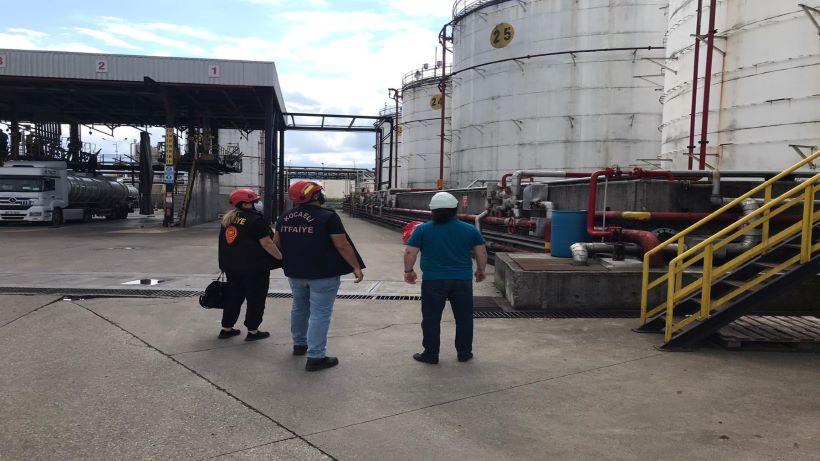 Kimya ve Petrokimya tesislerinde yangın denetimi