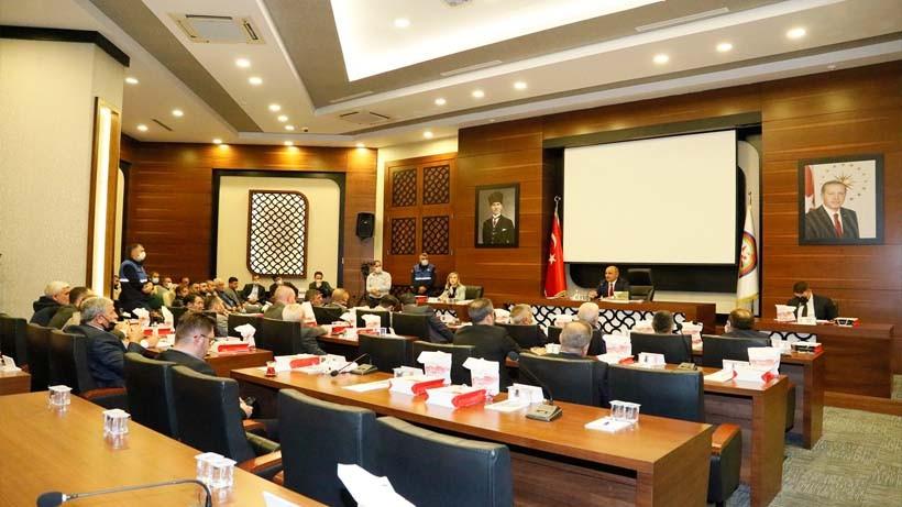 Körfez'de ekim ayı meclisi gerçekleştirildi