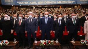 AK Parti Danışma Meclisin' de büyük coşku