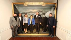 Atatürk Evi Müzesi, Selin Sayek Böke'yi de büyüledi