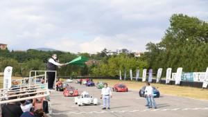 Bakan Varank,Elektrikli Araç Yarışlarının Startını Verdi