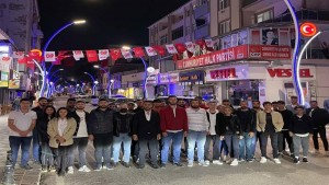 CHP Derince İlçe Örgütünde gençler tepkili