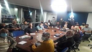 DEVA Derince haftalık toplantısını gerçekleştirdi