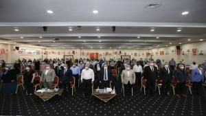 MHP Derince'de Zeki Omurca yeniden Başkan