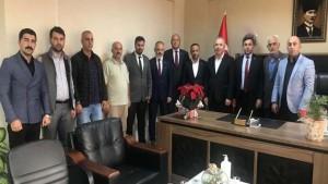 MHP Derince'den Karabayır'a ziyaret