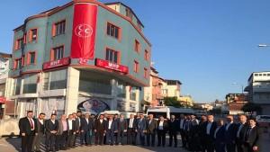 MHP Derince'nin Yeni Binası 29 Ekim'de Açılıyor