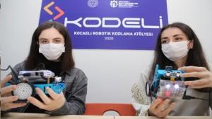 Robotik Kodlama Eğitimi KO-MEK'te