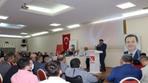 Yakup Güzeltepe Yeniden Başkan