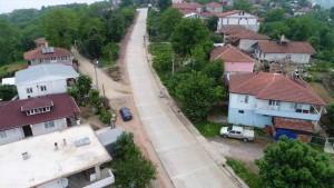 Yerli ve milli kaynaklar kullanılarak, tasarruf ediliyor; Beton yol ile döviz yurt dışına gitmiyor