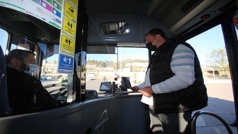 Toplu taşımada HES kodlu binişler 1 Aralık'ta başlıyor