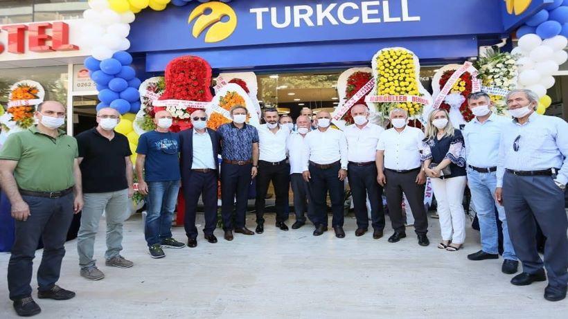 Turkcell Bayisi Dualarla Açıldı